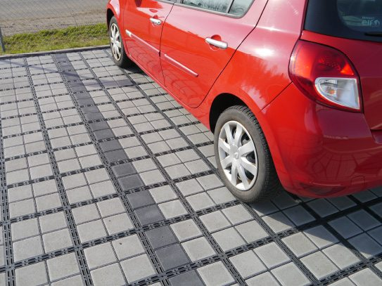 Permeable parking