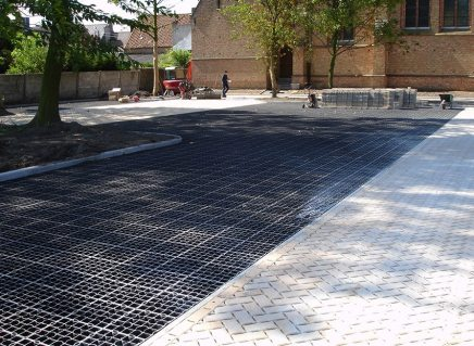 Permeable Driveway